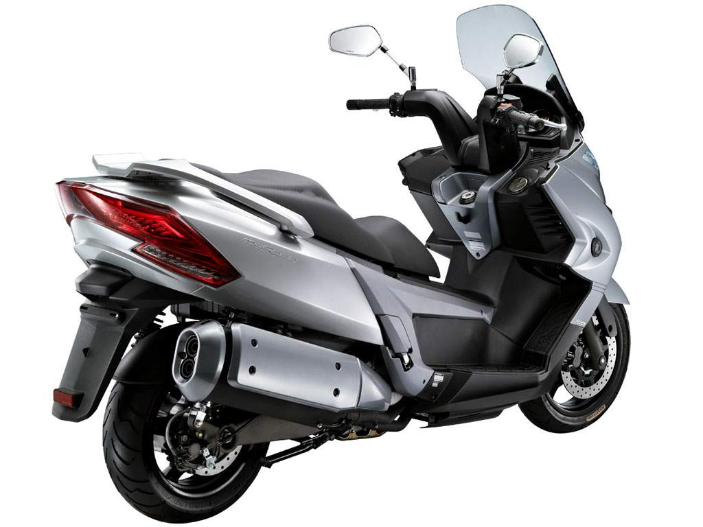 KYMCO Kymco Myroad 700i technical specifications